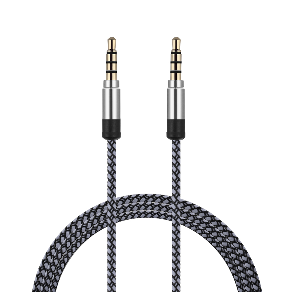 Best Selling 3.5mm Stereo Audio Cable Male to Male Aux