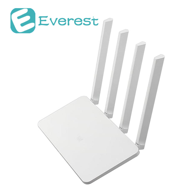 US $38 25 |Original Xiaomi Mi WiFi Router 3C 2 4GHz Smart Mini WiFi  Repeater 4 Antennas 802 11n 300Mbps Support iOS Android-in Wireless Routers  from