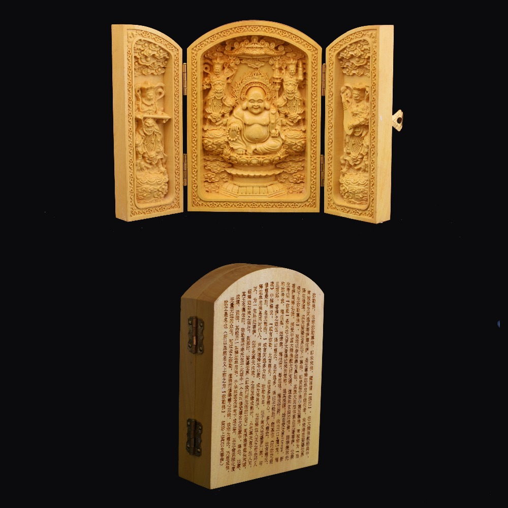Buddha Box  the Chinsse arts and crafts  Home  Furnishing Articles decoration accessories ornaments collection craft gift