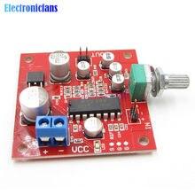 Placa de reverberação da placa do reverberation do microfone pt2399 nenhum módulo da função do pré-amplificador