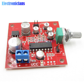 PT2399 Microphone Reverb Plate Reverberation Board No Preamplifier Function Module - discount item  10% OFF Active Components
