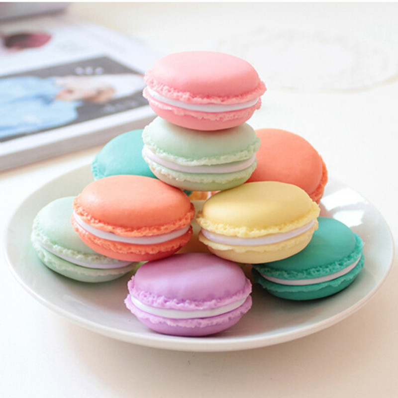 6 pcs/Lot Mini teddy Macaron storage box Candy organizer for jewelry caixa organizadora Gift Novelty households & 6 pcs/Lot Mini teddy Macaron storage box Candy organizer for jewelry ...