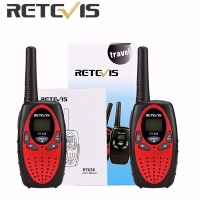 2 Pcs Retevis RT628 Walkie Talkie 0 5W UHF USA Frequency 462 467MHz Portable Two Way