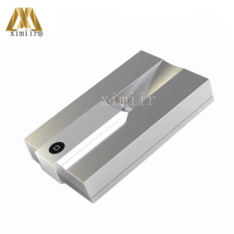 Металл отпечатков пальцев Система контроля доступа Управление Лер отпечатков пальцев автономный доступ дверь Управление с клавиатурой M50
