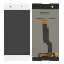 For Sony Xperia XA1 LCD Display Touch Screen Digitizer Assembly G3116 G3121 G3112 For Sony XA 1 Lcd 4 6 white or black for sony xperia z3 mini compact d5803 d5833 lcd display touch digitizer screen assembly sticker