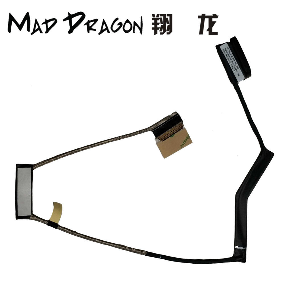 MAD DRAGON Brand laptop NEW 15.6 Ribbon LCD EDP UHD 4k Cable -No TS for Dell Inspiron 15 G7 7588 7587 8VWHF 08VWHF DC02C00FY00