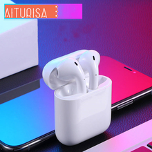 Nwe i11 tws Wireless Bluetooth Earphones headset Stereo Earbud Earphones With Charging Box For Apple iPhone Android Mobile Phone