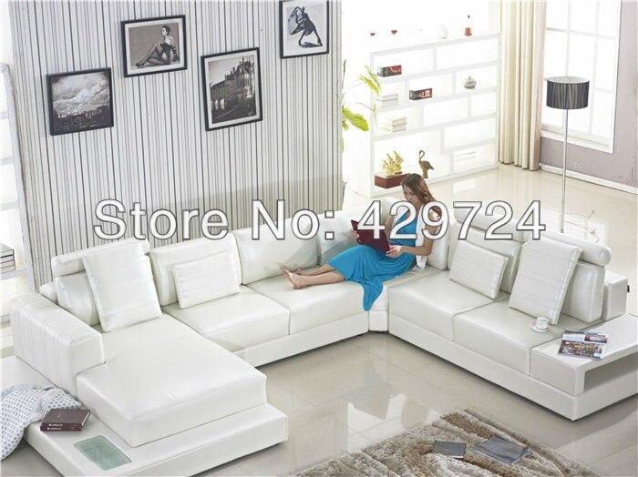 Luxus kanapé, Olaszország Design nagy méretű kanapék Valódi - Bútorok - Fénykép 4