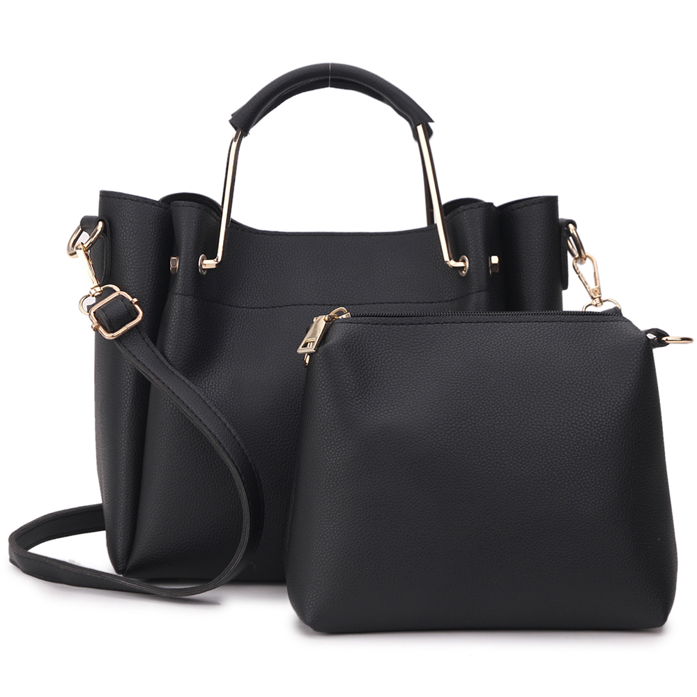 Women's Handbag PU Leather Ladies Fashion Designers Shoulder Messenger Bags Fema