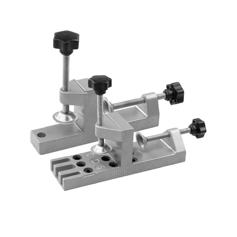 Drill Guide Set Woodworking Hole Puncher Drilling Inclined Hole Jig Locator Professional Woodworking Tools Dropshipping