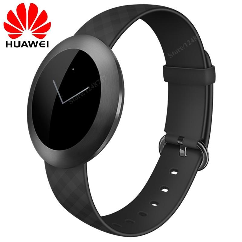 imágenes para Original huawei honor cero pulseras band reloj inteligente bluetooth 4.1 pulsera ip68 a prueba de agua banda de fitness para ios android