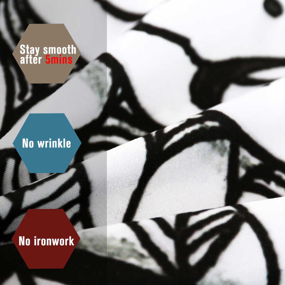 Lune enfant noir par Pixie Art froid ensemble de literie blanc renard housse de couette galaxie planète literie Animal Floral Textiles de maison 3 pièces