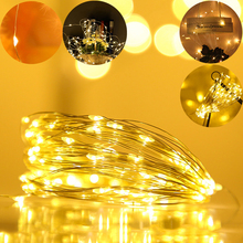 LED Outdoor Solar Lamp String Lights 10M 20M LEDs Fairy Holiday Christmas Party Garland Solar Garden Waterproof Decoration Gift 2m 20 led solar solar led string light mason jar lid lamp xmas outdoor garden decor christmas holiday decoration lamp 1567
