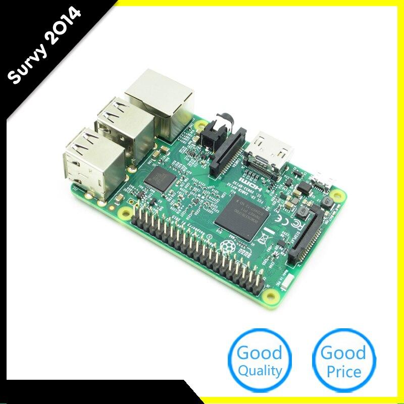 Raspberry Pi 3 Model B Kurulu 1 GB LPDDR2 BCM2837 Quad-Core Ras PI3 B, Ras PI 3B, Ras PI 3 B ile WiFi & BluetoothRaspberry Pi 3 Model B Kurulu 1 GB LPDDR2 BCM2837 Quad-Core Ras PI3 B, Ras PI 3B, Ras PI 3 B ile WiFi & Bluetooth