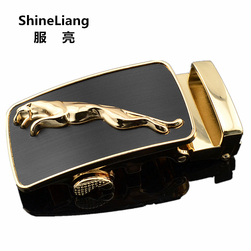 Automatic belt buckle for men Designers High quality alloy Suitable for jeans width 3.5cm Leather Fashion brand Luxury wholesale