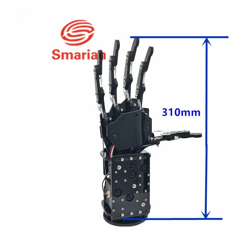 Schön Muskel Draht Roboter Hand Zeitgenössisch - Elektrische ...