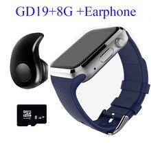 2017 New GD19 Smart Watch MTK2502A Smartwatch Bluetooth Phone Smart Watch Kids With Camera SIM Card