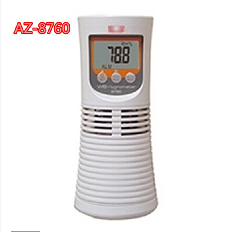 AZ8760 Digital dry hygrometer greenhouse dry bulb thermometer and humidity figures Temperature Tester Instrumentation ht 86 digital thermometer hygrometer wet bulb dew point temperature meter o0s0