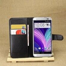 Cyboris крышка для HTC One M8 5.0 «Флип личи чехол искусственная кожа с карт памяти Держатели Стенд функции