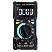 RM405B 20A grand multimètre numérique 8000 comptes écran noir NCV tension ca/cc courant Ohm température RM405A