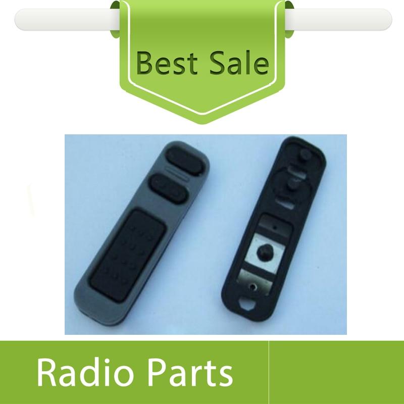 50sets Χ Κουμπί PTT και πλαίσιο PTT για Motorola - Εξοπλισμός επικοινωνίας - Φωτογραφία 1