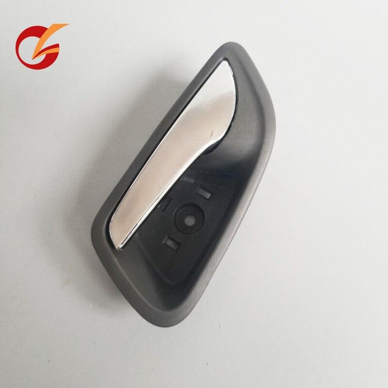 Utiliser pour chevrolet cruze porte intérieure poignée avant et arrière porte 2009 2010 2011 2012 2013 2014 2015 modèle