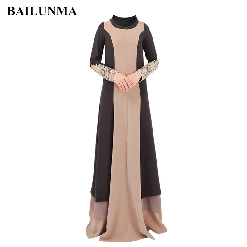 Fashion Chiffon Plus Size Islamic Clothing Muslim Turkish Dresses Abayas For Women Abaya Dubai Bangladesh Hijab Dress Caftan