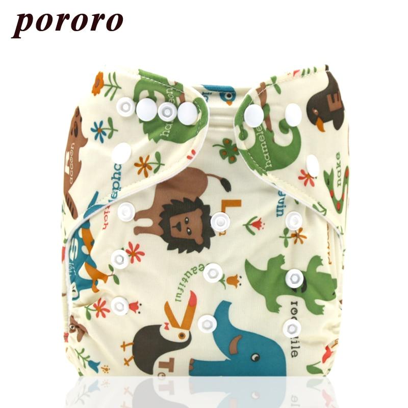 ᑎ‰[Pororo] bolsillo del pañal del bebé pañal de tela lavable ...
