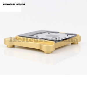 Image 5 - Wozniak WL Best for iphone 5 5s 6 6s 7 8 XS MAX Plus NAND processor BGA reball Tin Net HDD Baseband Stencil Great Repairing Base