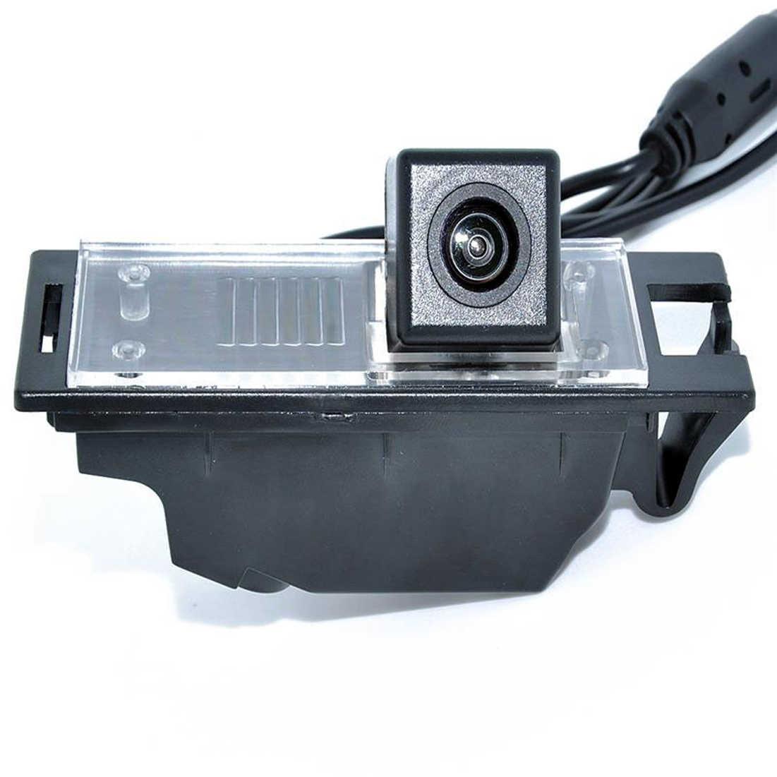 HD CCD Camera Quan Sát Phía Sau Đảo Ngược dự phòng Đậu Xe Máy Ảnh Dành Cho Xe Hyundai IX35 với góc nhìn rộng