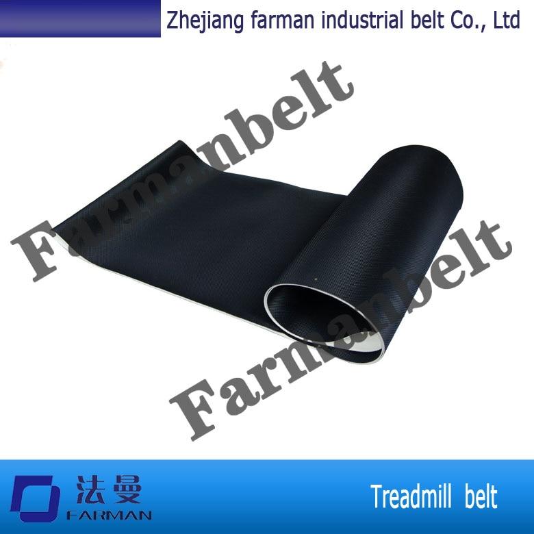 Black pvc treadmill conveyor belt running belt for fitness 2 3mm black green diamond matte pvc conveyor belt for treadmill walking running belt
