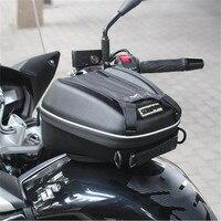 Motorcycle Riding Racing Travel Luggage Handbag Tail Bag Motorcycle Bags Black Waterproof Bag Motorcycle Luggage Tank Bags