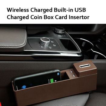 Vehicle wireless charger Multifunctional mobile phone charger Apple X iPhone 8 Plus Samsung S8 Superior quality