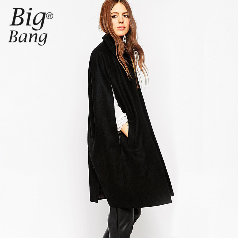 Compare Prices on Long Black Wool Coat- Online Shopping/Buy Low