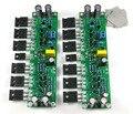 Собранный L15 MOSFET Усилитель Совета 2-канальный УСИЛИТЕЛЬ IRFP240 IRFP9240