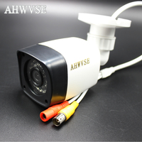 CCTV Camera 800TVL 1200TVL IR Cut Filter Leds Day Night Vision Video Outdoor Waterproof IR Bullet
