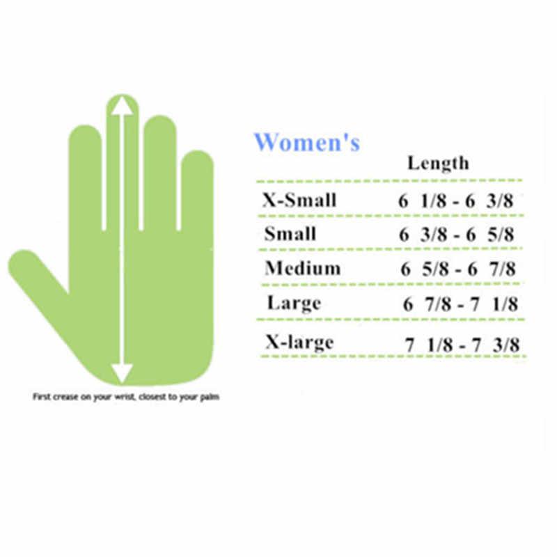 Parmak on kadın Golf eldiven bayanlar sağlak Lh Rh golfçü yağmur kavrama Fit boyutu küçük orta büyük XL tüm hava Golf eldiven