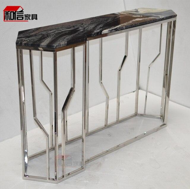 in acciaio inox marmo a forma di vestibolo minimalista moderno ...