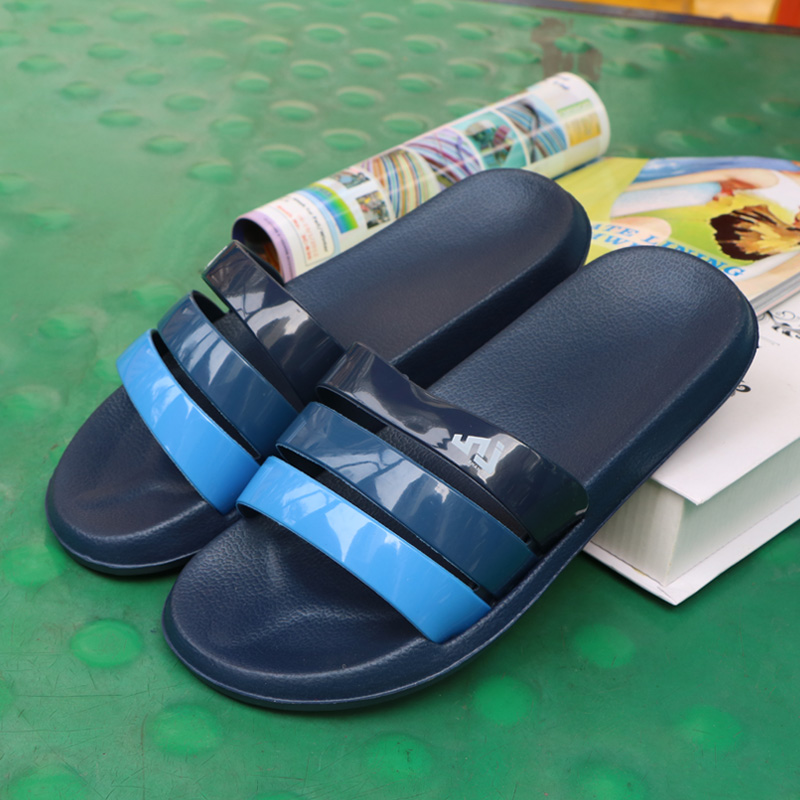 37fca7b8a Mens Flip Flop Bathroom Sandals For Men Leisure Home Shoes Indoor And Outdoor  Cool Slippers Summer Household Bath Slippers-in Slippers from Shoes on ...