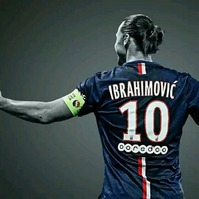 hero of sweden and paris zlatan ibrahimovic wallpaper poster wall