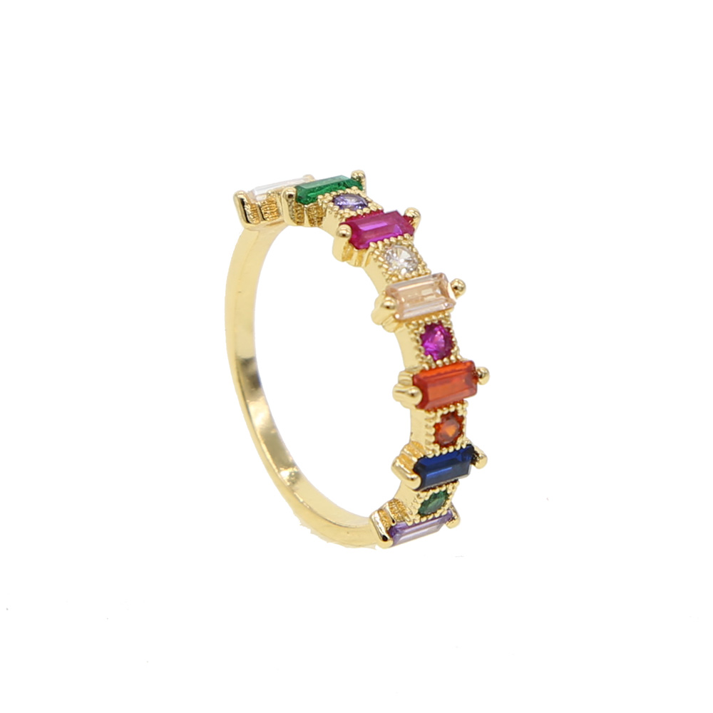 ring H size 6 7 8 brass (4)