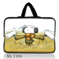 Scarecrow 13 13 3 Black Laptop Sleeve Bag Case Handle For Apple Macbook HP Dell Sony
