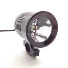 Universal Motorcycle Accessories 1200LM 12-80V Motorcycle Headlight LED Fog Light High Low Beam Waterproof Motorbike Spotlight(China (Mainland))