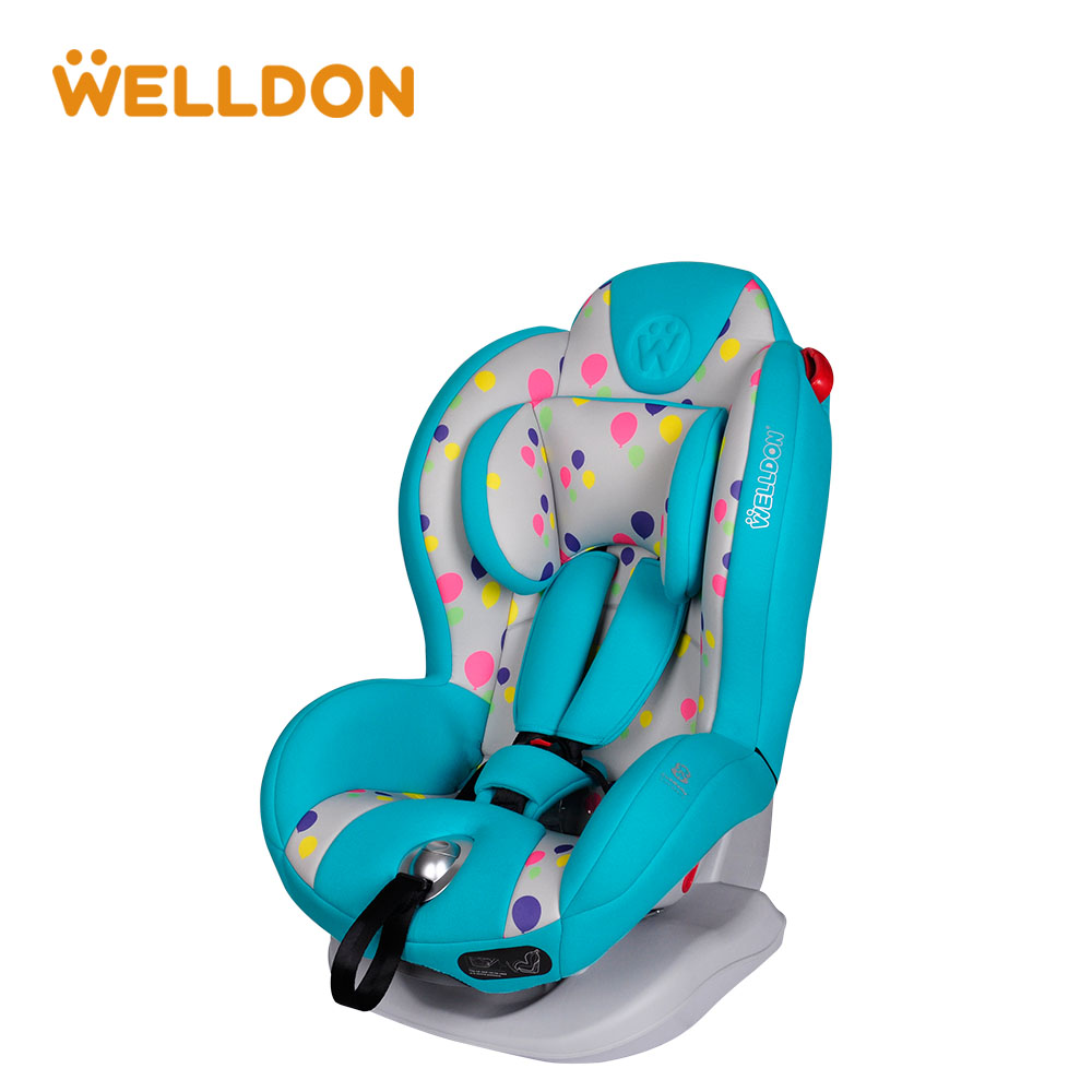Welldon Child Car Safety Child Safety 9 Months - 6 Years Old Baby Car Safety Seat Head Protection 3C ECE Certification ...