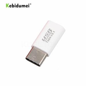 Image 5 - Kebidumei 5pcs Type C Male to Micro USB mini USB 3.1 5 Pin Female Data Transmission Head Adapter Charging Data Sync Transfer