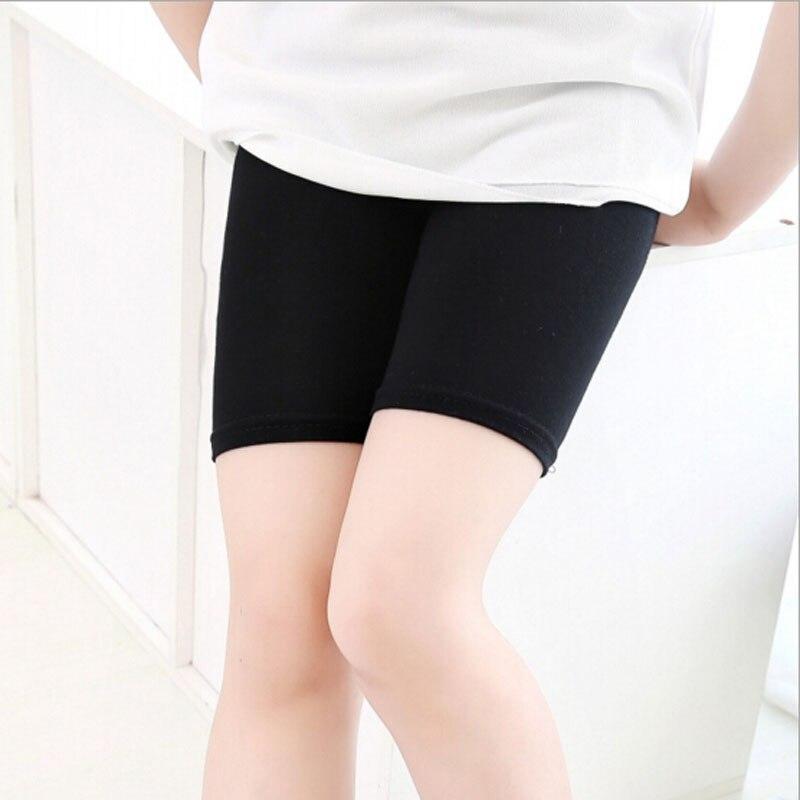 safety pants for children legging trousers girls summer short pants for free shipping 2016 new arriver for 4-14 years  girl
