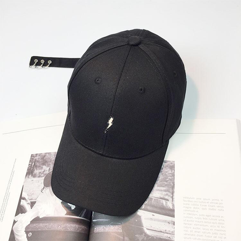 Lightning 2017 summer autumn Brand Fashion adult Baseball Cap Print Lightning Casquette Bone Snapback Hip Hop Hat For women men free shipping 8 hepa filter 3 side brush set for irobot roomba 700 series vacuum cleaning robots 760 770 780 790 replacement