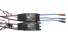 100 Original authentic HOBBYWING Platinum 30A Pro 2 6S 30A Speed Controller ESC OPTO use for
