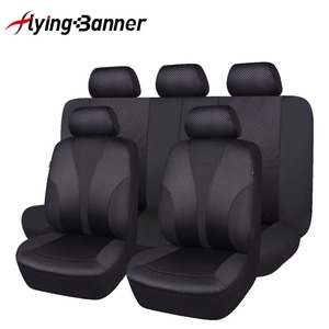 Image 2 - Auto pass Polyester Car Seat Covers Universal 4 Color Seat Covers Cushion Interior Accessories For Volkswagen mazda cx 5 lada