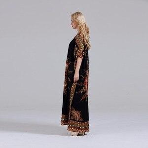Image 2 - Dashikiage חדש הגעה נשים של 100% כותנה אפריקאי הדפסת דאשיקי מדהים אלגנטי אפריקאי גבירותיי שמלה